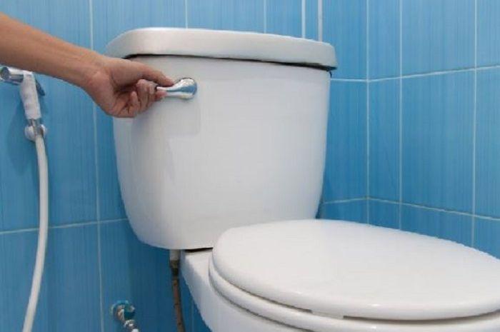 Toilet Super Bersih