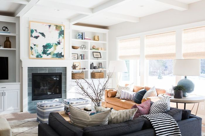 55 Foto Desain Interior Rumah Bagian Dalam Yang Bisa Anda Contoh Unduh