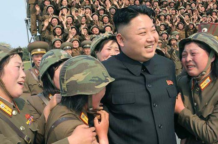 Kisah Penderitaan Pleasure Squad  Gadis Simpanan Kim Jong Un dan ... c073926876