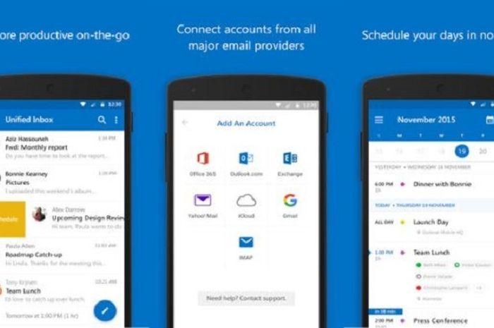 Microsoft Tambahkan Fitur di aplikasi Aplikasi Outlook | Phone Arena