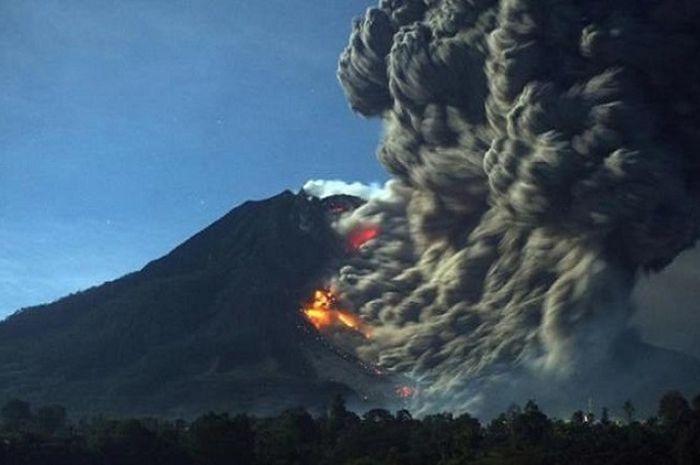 7 Letusan Terdahsyat Gunung Berapi Di Dunia Nomor Satu Punya