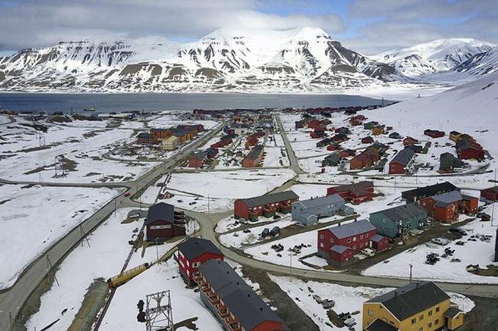 Longyearbyen, Kota di Norwegia yang Melarang Warganya untuk Mati di Sana