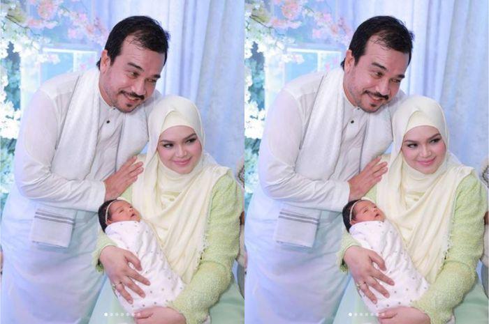 Siti Nurhaliza dan Datuk Khalid Mohamad Jiwa