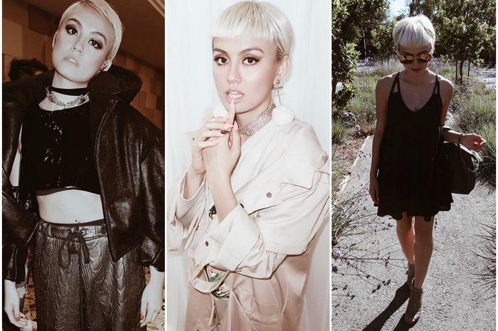 Bisa Dicontek Model Rambut Pixie Cut Ala Agnez Mo Yang Bikin Wajah Kamu Jadi Fresh Banget Grid