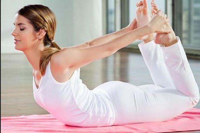 Olla ramlan senam yoga sexual health