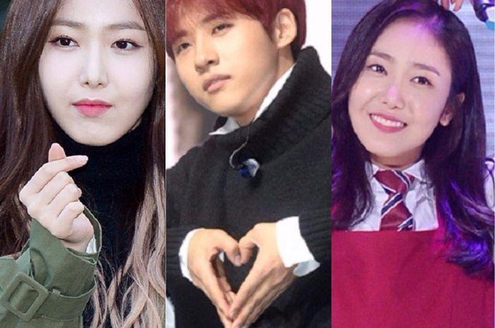 Kehabisan Ide Foto Narsis Yuk Contek 6 Pose Love Sign Idol K Pop