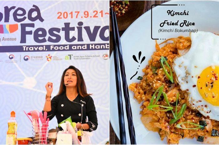 Si Cantik Chef Priscilya Princessa Bagikan Resep Nasi Goreng