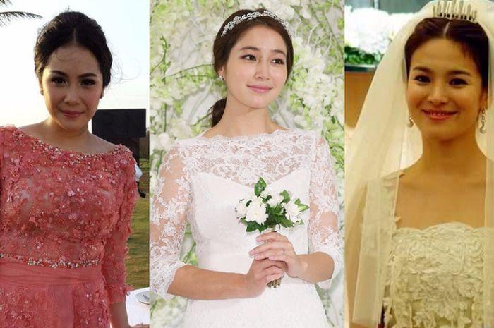Siap Siap Begini Tren Wedding Dress Tahun 2018 Dijamin Semua Tamu