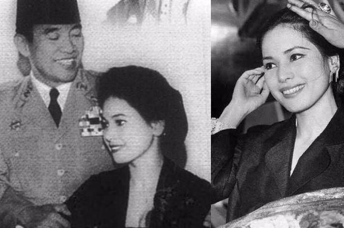 Hampir Berusia 80 Tahun Inilah Potret Istri Kesembilan Presiden Soekarno Ratna Sari Dewi Sekarang Duh Masih Seperti Bidadari Semua Halaman Grid