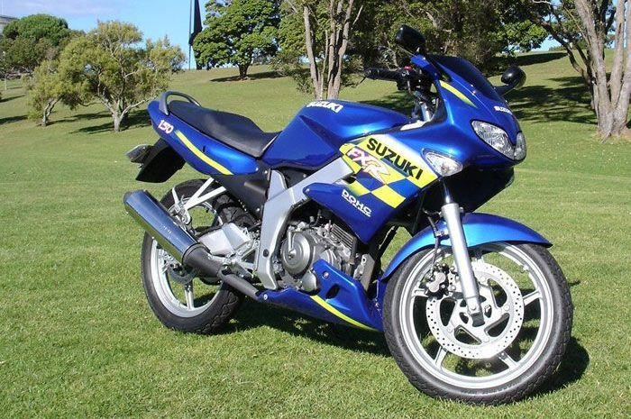 Suzuki FXR 150