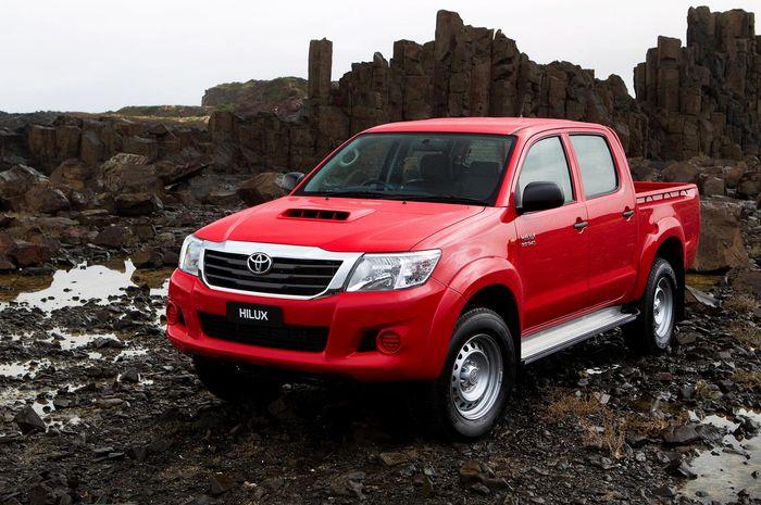 Toyota Hilux generasi ketujuh