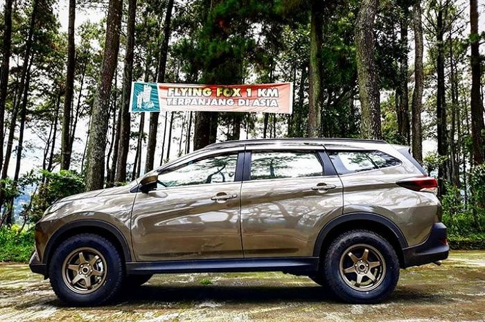 Daihatsu Terios Ini Pakai Gaya Alto Jadi Tambah Gagah