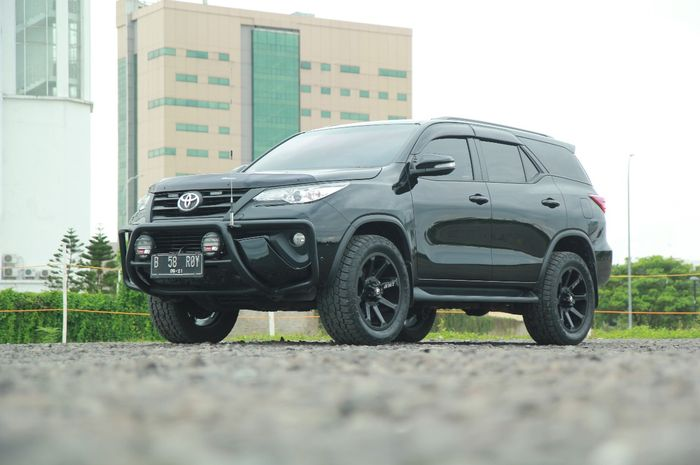 Toyota All New Fortuner VRZ 2016