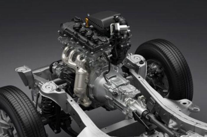 Mesin Suzuki Jimny terbaru