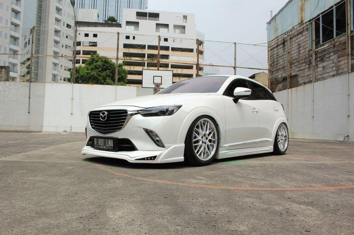 Mazda CX-3 2017 Liana, Kado Dari Suami
