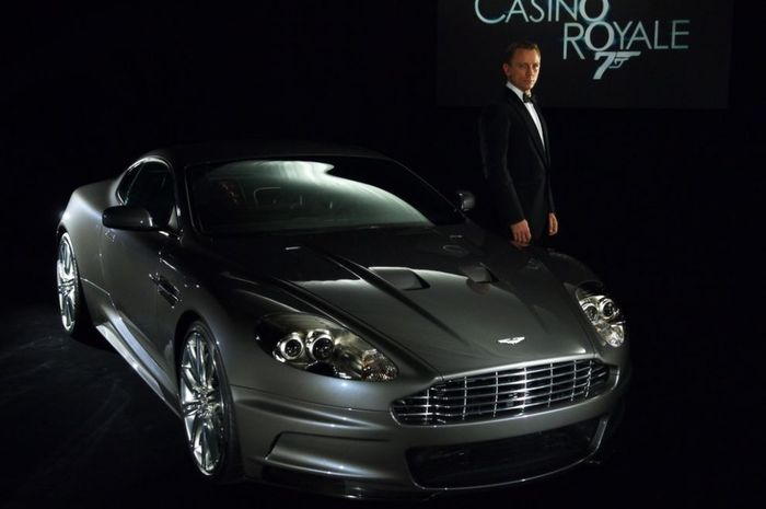 Mobil James Bond Aston Martin Bisa Kamu Beli Di Indonesia Lho Hai