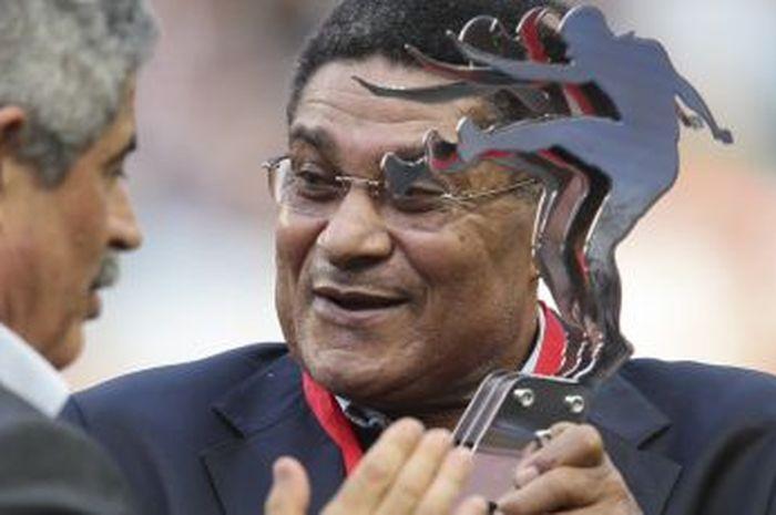 Legenda Sepakbola Portugal Eusebio Meninggal Dunia