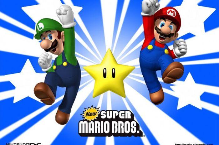 Dua Film Pendek Super Mario Bros