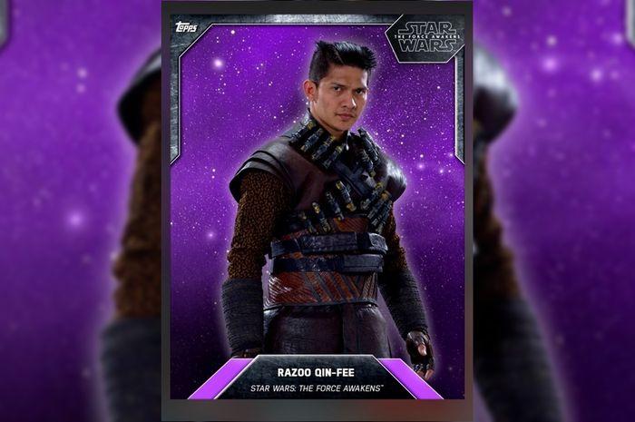 Iko Uwais di Star Wars: The Force Awakens