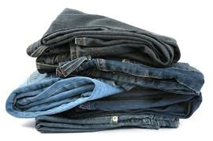Jeans Nggak Perlu Disetrika