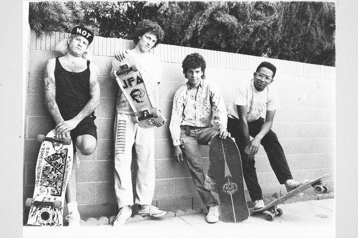 JFA, salah satu 'mbahnya' skate punk