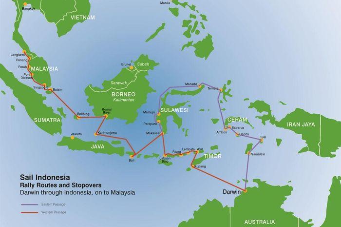 Australia - Indonesia