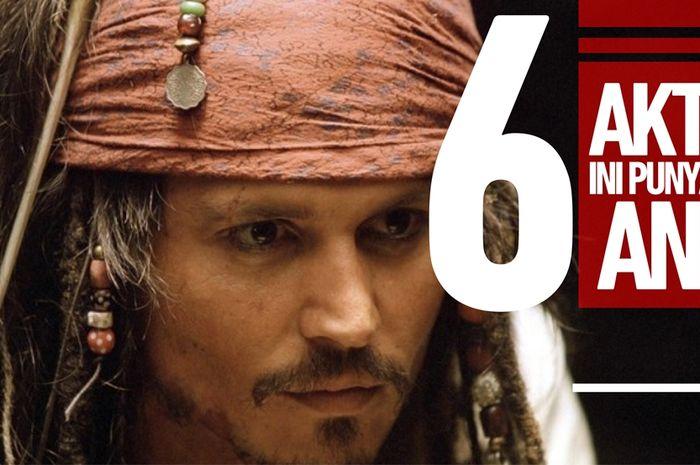 Johnny Depp (Foto: YouTube, Desain: Eko)