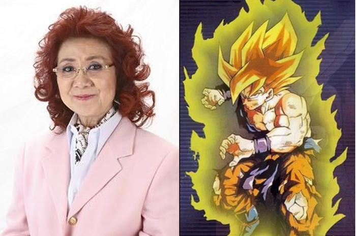 pengisi suara Goku