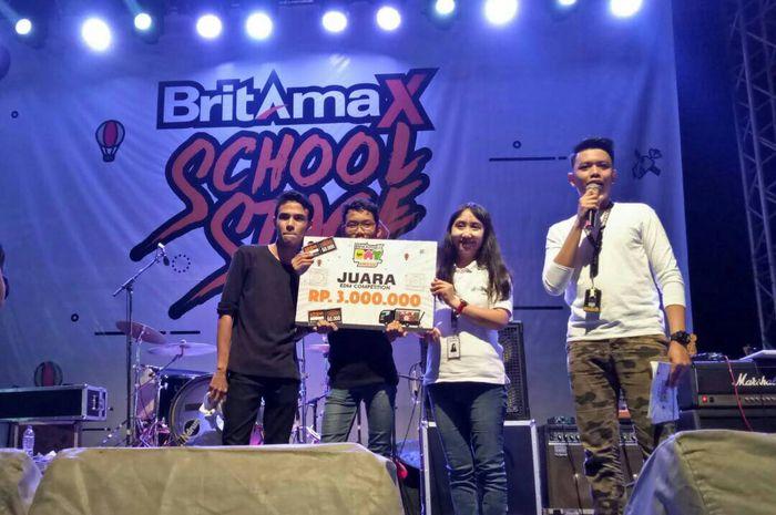 Pemenang EDM Competition BritAmaXHaiDay 2017