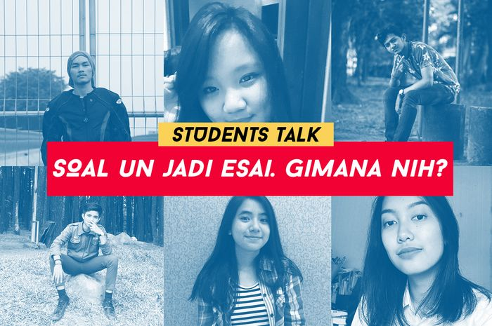 Student talks soal UN
