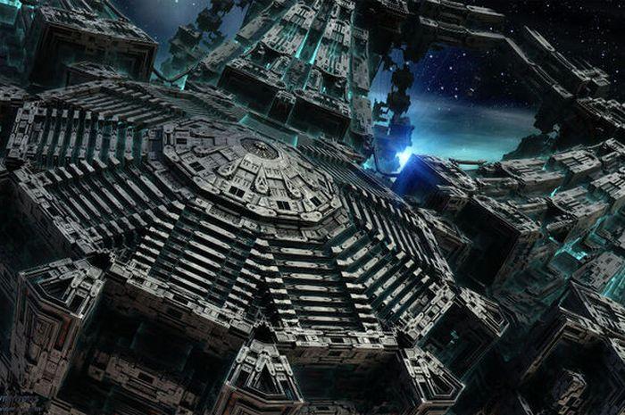 Ilustrasi Asgardia