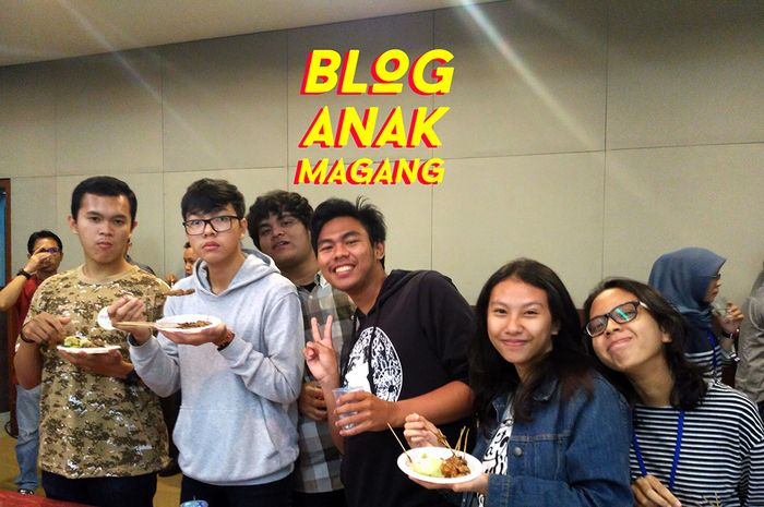 Blog Anak Magang