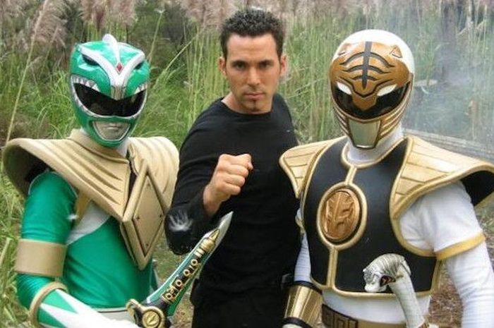 Jason David Frank alias Tommy