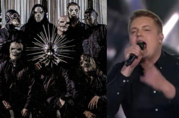 Cowok ini nih yang bawain Slipknot!