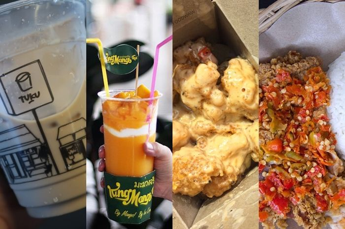 Makanan dan Minuman Hits 2017