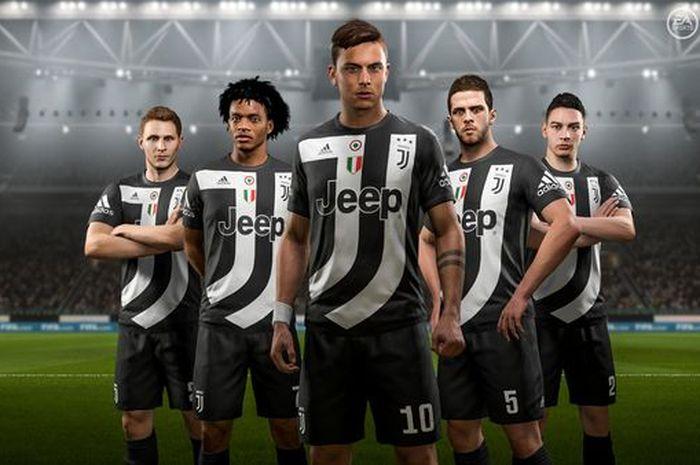100% authentic 3e356 b2ac2 Keren! Jersey Langka MU, Muenchen, Real Madrid dan Juventus ...
