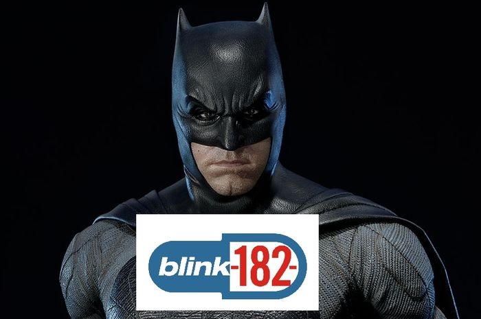 Cameo blink-182 di film The Dark Knight