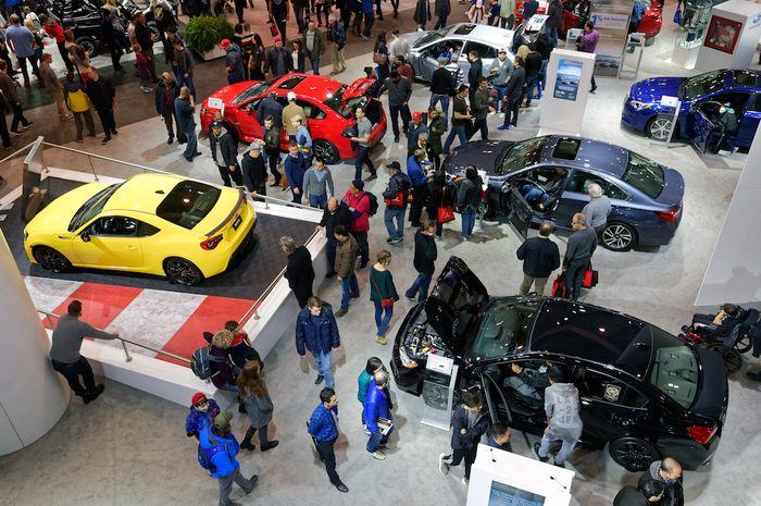 Pameran Mobil-mobil terbaru