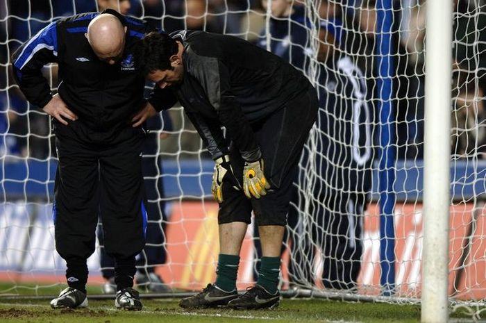 5 Cedera Teraneh Sepakbola