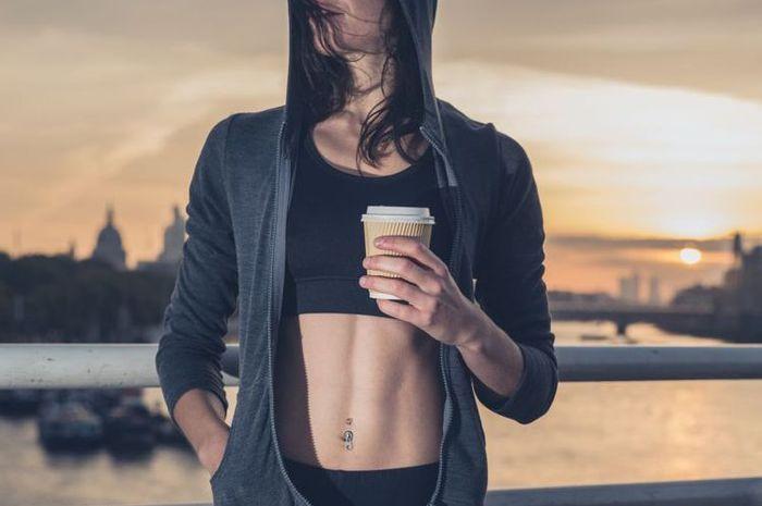 Ini 4 Manfaat Minum Kopi sebelum olahraga