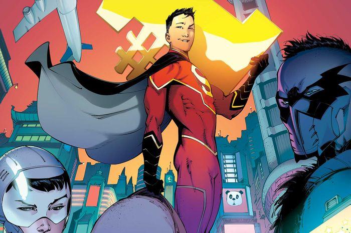 Super-Man dari China