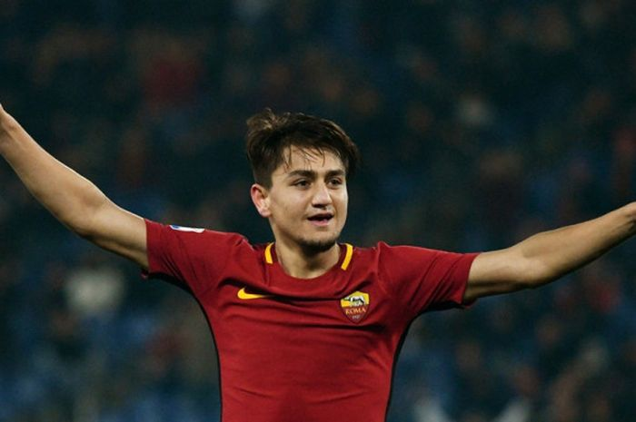Calon Bintang Baru AS Roma?