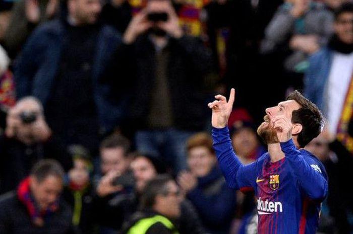 Menurut Messi, 3 Pemain ini Bisa Nyaingin Doi dan Ronaldo