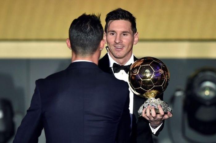 Ini Rekor yang dibikin Messi dan Ronaldo dan susah didapetin pemain lain