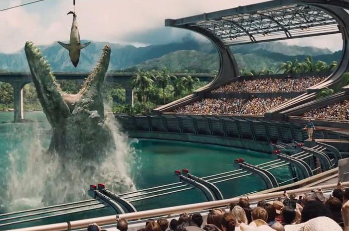 Night at The Cinema Gramedia Ajak Nobar Jurassic World