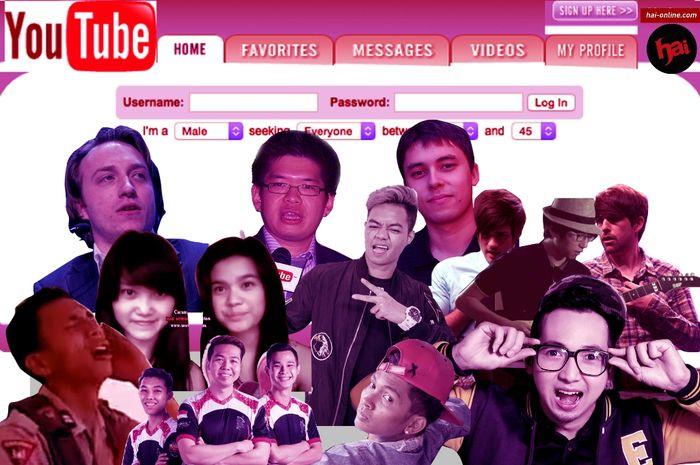Hidup dari YouTube? Yakin?