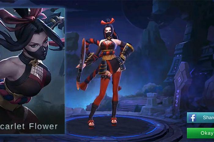Hanabi, The Scarlet Flower
