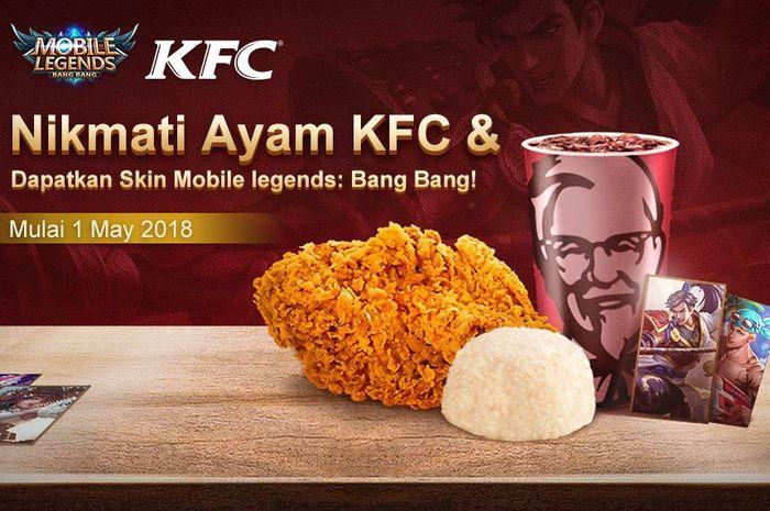 KFC X Mobile Legends