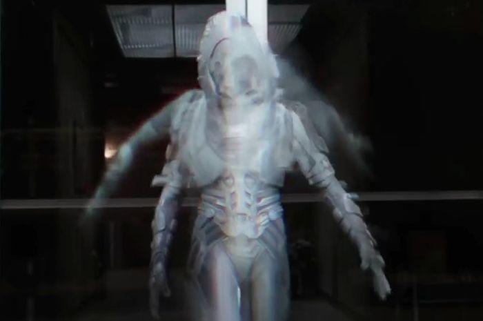Ghost, musuh Ant-Man yang bisa menembus dinding.