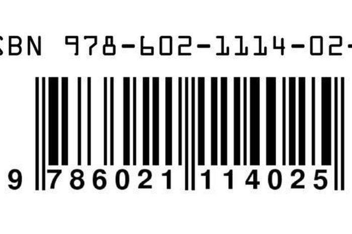 Ini Kegunaan Nomor ISBN